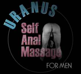 Illustrated self anal massage for men